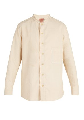 Tarek 19th-century linen shirt