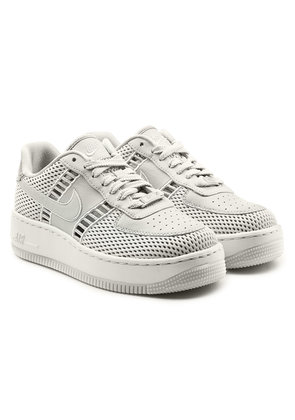 Nike Air Force 1 Upstep Sneakers with Leather
