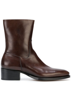Dsquared2 high ankle boots - Brown
