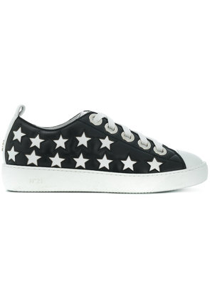 No21 low-top star sneakers - White