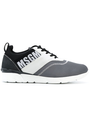 MSGM Gore lace-up sneakers - Grey