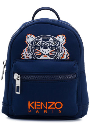 Kenzo small Tiger backpack - Blue