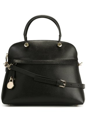 Furla medium Piper tote - Black