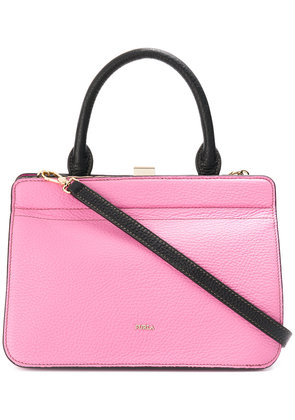 Furla Mirage tote bag - Pink & Purple