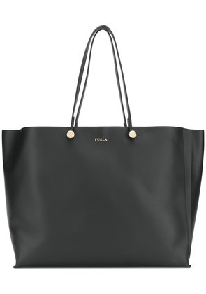 Furla shopper tote bag - Black