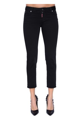 TWIGGY MID RISE DENIM JEANS