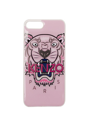 Kenzo Pink 3D Tiger iPhone 7 Plus Case