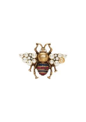 Gucci Gold Bee Ring