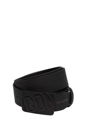 40MM ICON LEATHER BELT