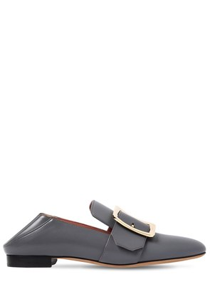 10MM JANELLE LEATHER LOAFERS