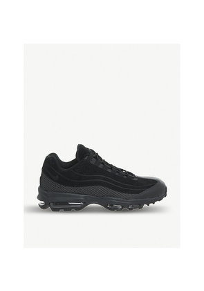 Air Max 95 Ultra suede and mesh trainers
