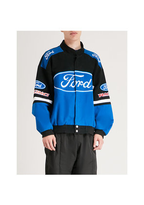 Ford cotton racing jacket