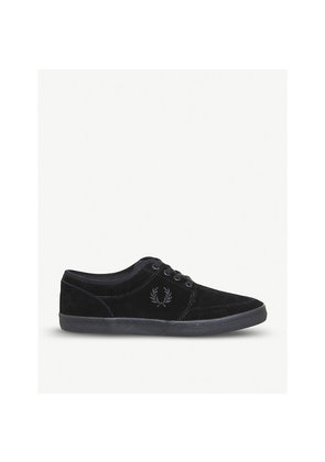 Stratford suede trainers