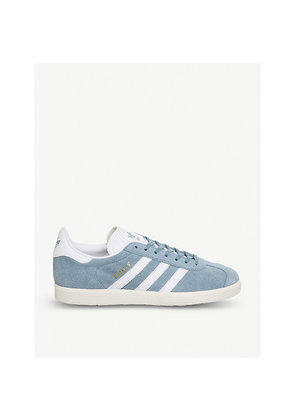Gazelle suede trainers