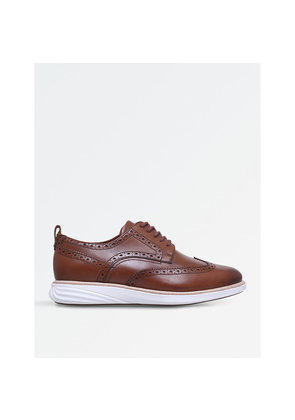 Grandevo leather derby shoes