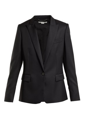 Ingrid tailored wool jacket