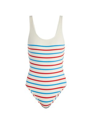 The Anne-Marie scoop back swimsuit