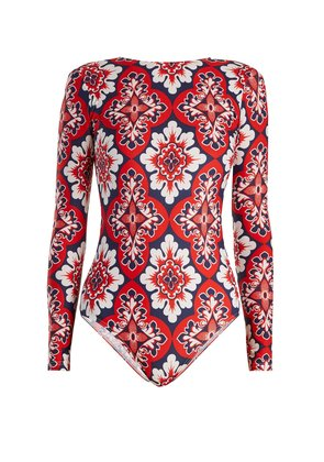 Palazzo Rosso paddle suit