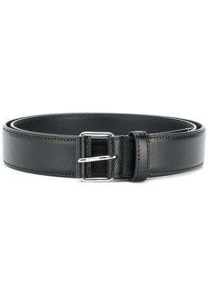 Givenchy classic buckled belt - Black