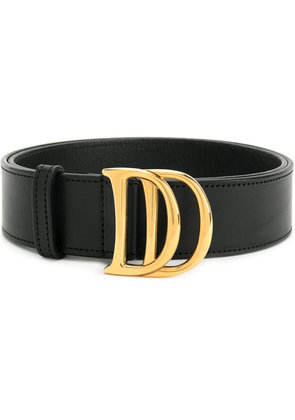 Dsquared2 double D buckle belt - Black