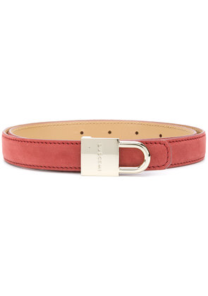Buscemi skinny belt jeans - Red