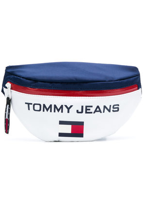Tommy Jeans logo belt bag - Blue