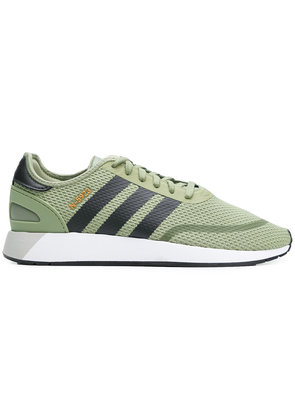 Adidas retro running sneakers - Green