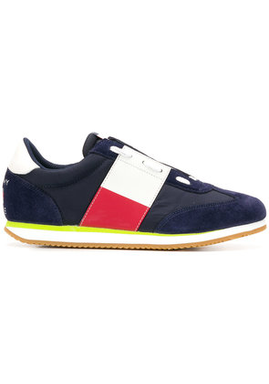 Tommy Jeans lace-up sneakers - Blue