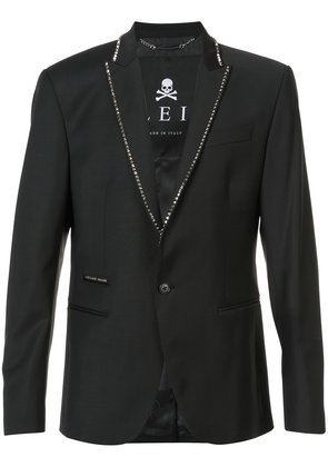 Philipp Plein Give blazer - Black