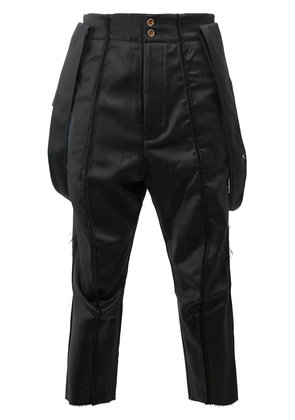 Song For The Mute L'Eclaireur x Song For The Mute cropped trousers -