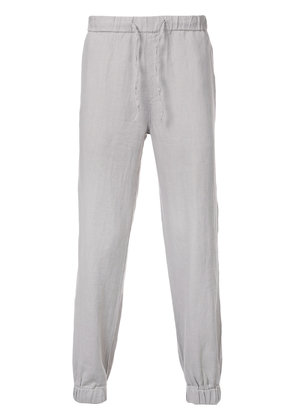Onia tapered trousers - Grey