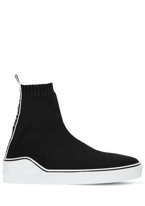 GEORGE V KNIT SOCK SNEAKERS