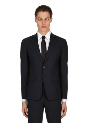 MANCHESTER STRETCH VIRGIN WOOL SUIT