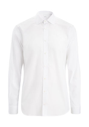 Poplin + Poplin Stretch Cecile Shirt