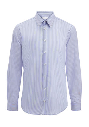 Blue Stripes Moriston Shirt