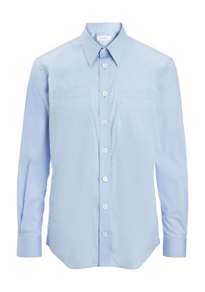 Poplin Stretch Delano Shirt