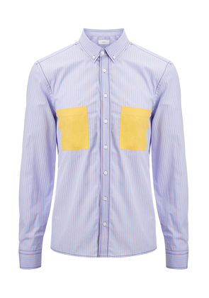 Blue Stripes Coates Shirt