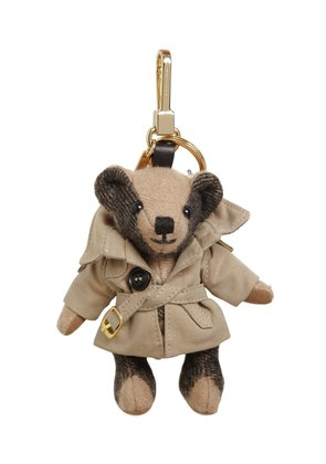 THOMAS TRENCH COAT KEY CHAIN