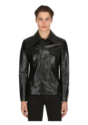 REPLICA 70S STYLE LEATHER JACKET