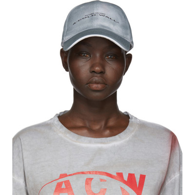 Grey Stretched Logo Cap A-Cold-Wall* fPvL2c