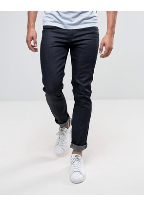 Cheap Monday Sonic Slim Jeans Unwashed - Navy