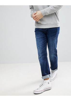 Esprit Straight Jeans In Blue - Wash 901