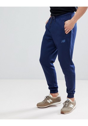 New Balance Slim Joggers In Navy MP73543_PGM - Navy