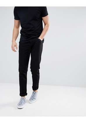 Polo Ralph Lauren Sullivan Slim Fit Stretch Jeans in Black - Black strech