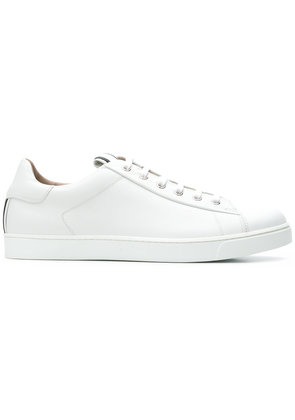 Gianvito Rossi low top sneakers - White