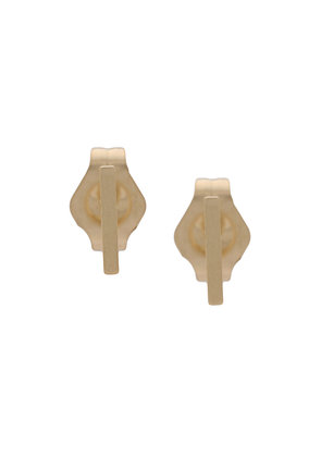 Erth T Stud earrings - Metallic