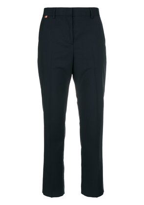 Paul Smith classic cropped chinos - Blue