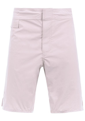 Amir Slama mid rise swim shorts - Pink & Purple