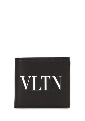 VLTN LEATHER CLASSIC WALLET