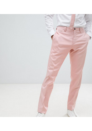 Noak skinny wedding suit trousers - Pink